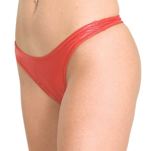 P1 Cire crotchless thong panty