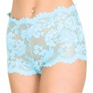 01-HP1 Bando Lace hot pants