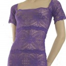 NL-D68-Tube dress with drop sleeves